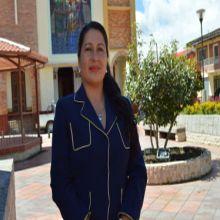 Mgst. Carmen Patricia Chocho López
