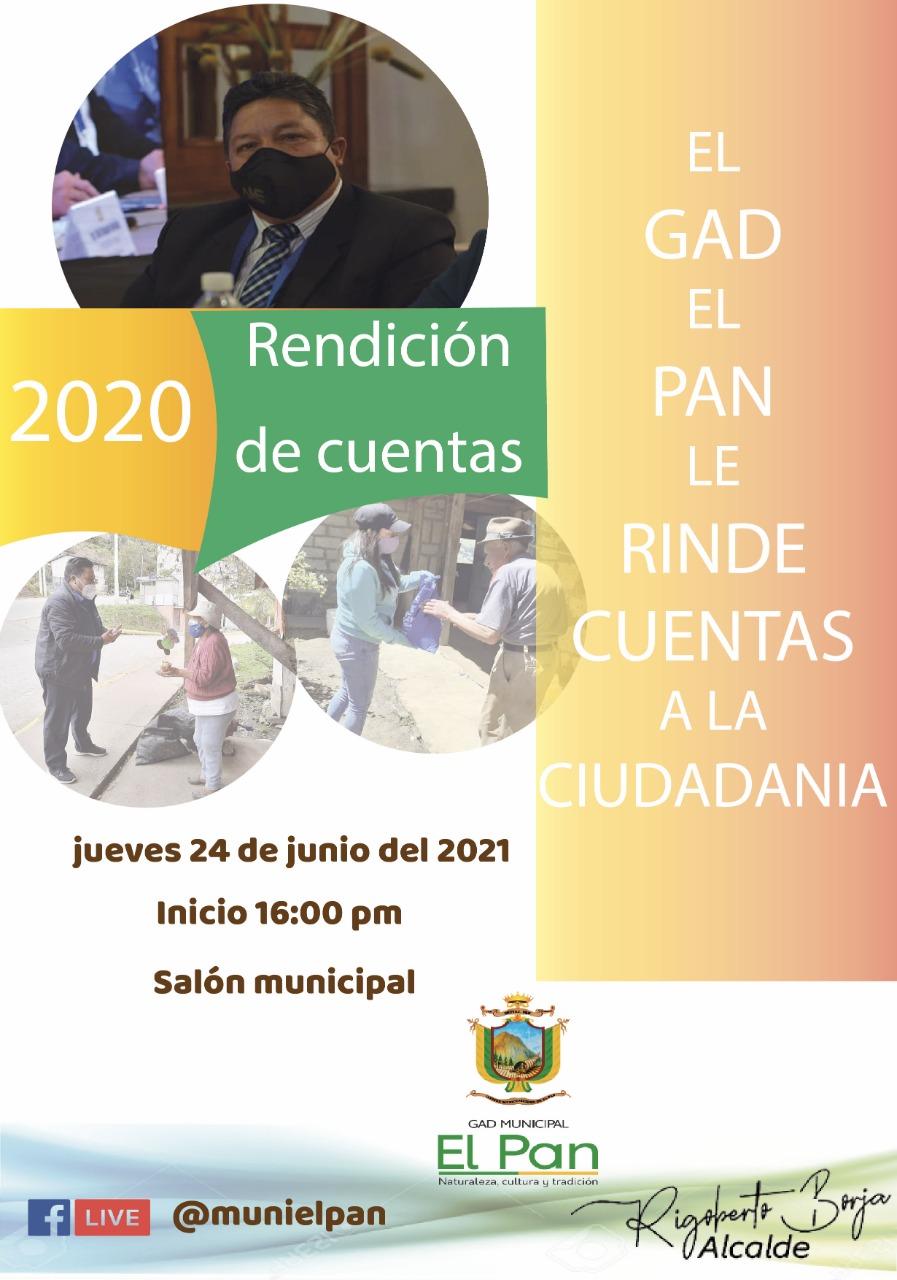 Rendición de Cuentas 2020