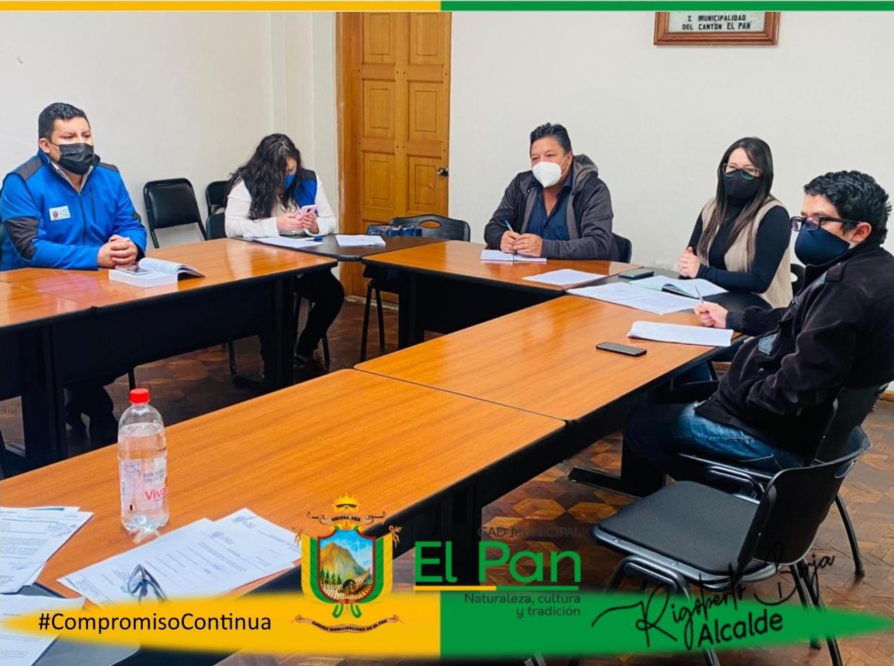 Concejo Cantonal 15-03-2021