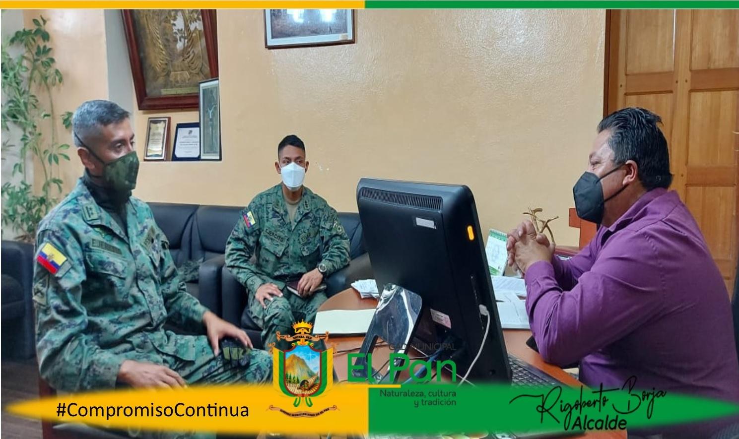 Coordinación Fuerzas Armadas